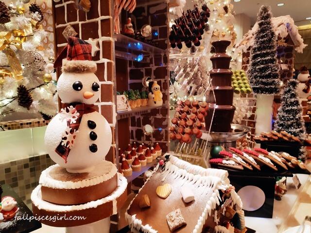Gastronomic Christmas Delights at Impiana KLCC Hotel