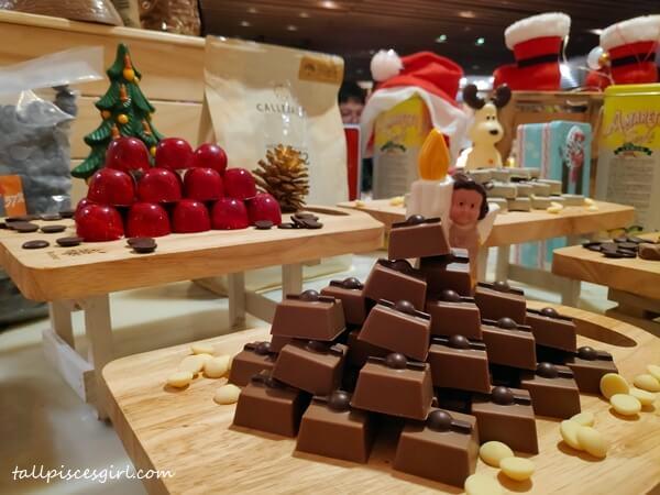 Chocolicious Christmas at The Westin Kuala Lumpur 1