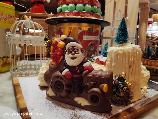 Chocolicious Christmas at The Westin Kuala Lumpur 2