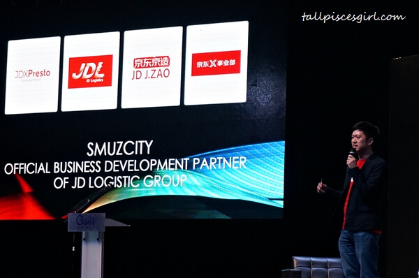 Kent Lee, Founder of Smuzcity
