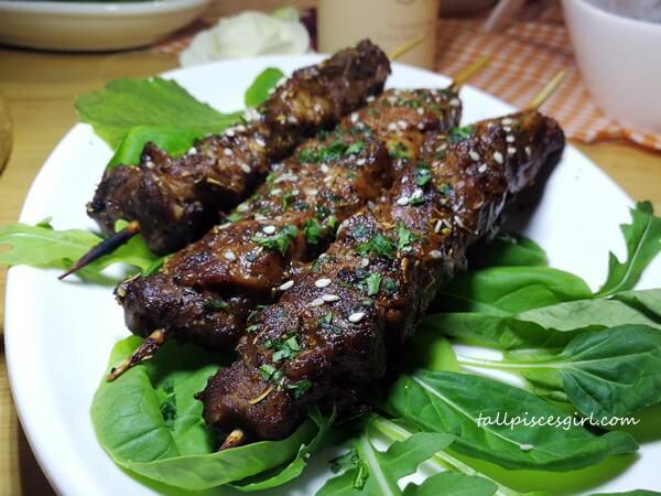 Lamb Shioyaki (Price: RM 22)
