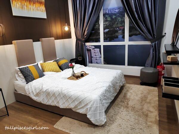 Master Bedroom at Plaza @ Kelana Jaya