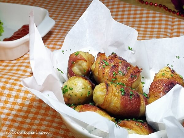 Seafood Buta Roll (Price: RM 20)