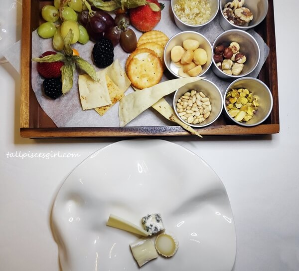 Selection of French Cheese