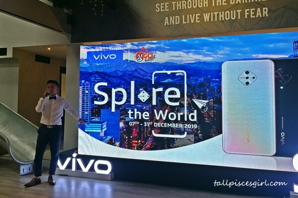 Splore the World with Vivo