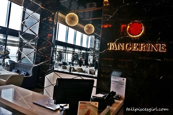 Tangerine @ THE FACE Suites KL