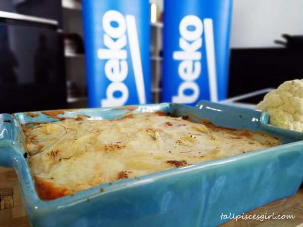 Beef Cottage Pie made easier with Beko appliances!