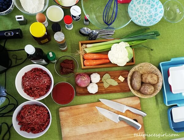 Ingredients to cook up a storm at Beko Healthy Cooking Workshop