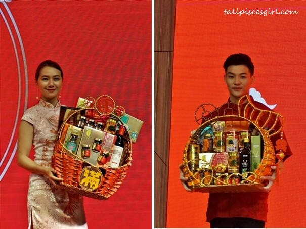 Jin Ye Ye Hamper Designs