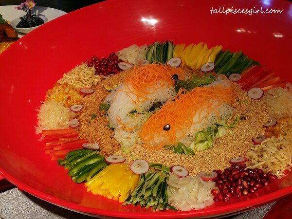 Unity Chinese New Year Specialties Yee Sang