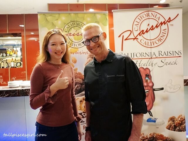 tallpiscesgirl X Chef Emmanuel Stroobant