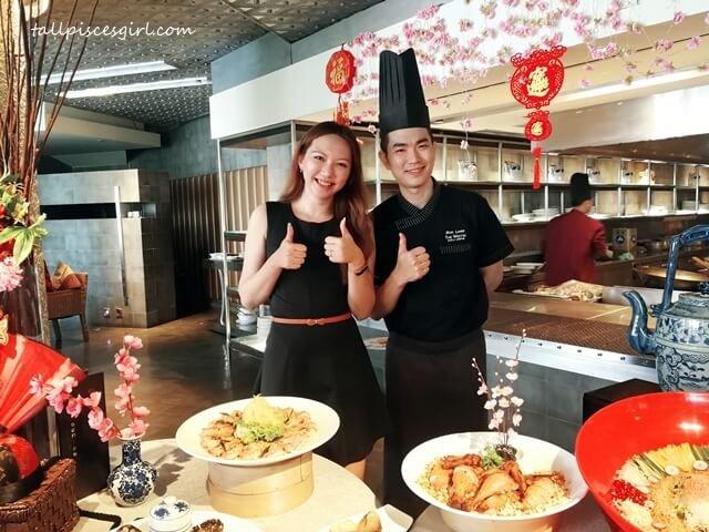 tallpiscesgirl X Chef Ron Lean @ The Westin Kuala Lumpur