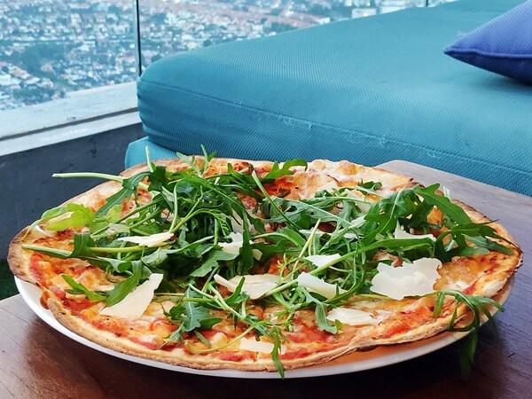 Capriciossa Pizza @ Marimbar PJ (RM 42)
