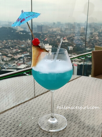 Cocktail - Blue Moon (RM 45)