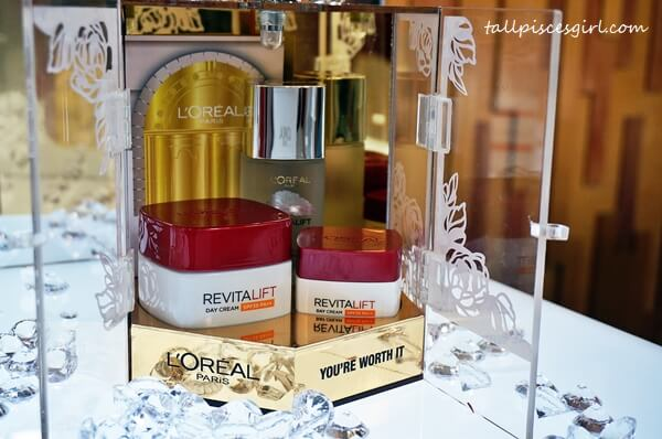 Loreal Paris Revitalift Crystal Micro-Essence and Loreal Paris Revitalift Day Cream