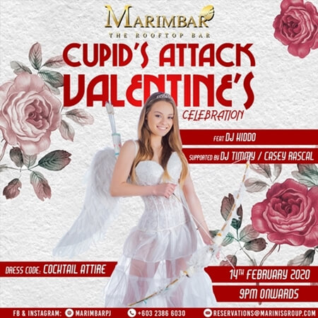 Marimbar Valentine's Day Celebration