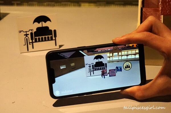 AR Experience Available at MinNature Malaysia