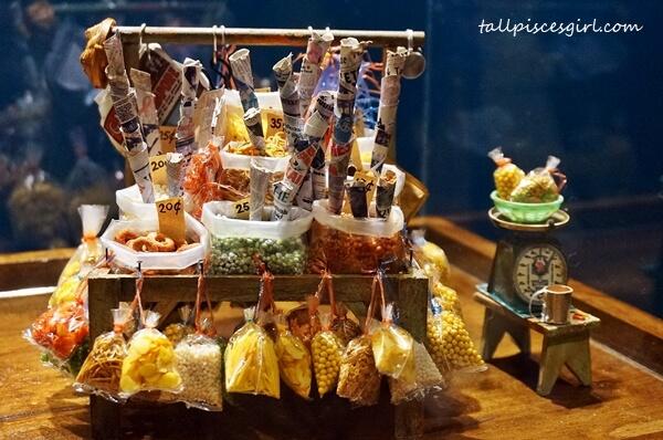 Favorite snack during childhood - Kacang Putih