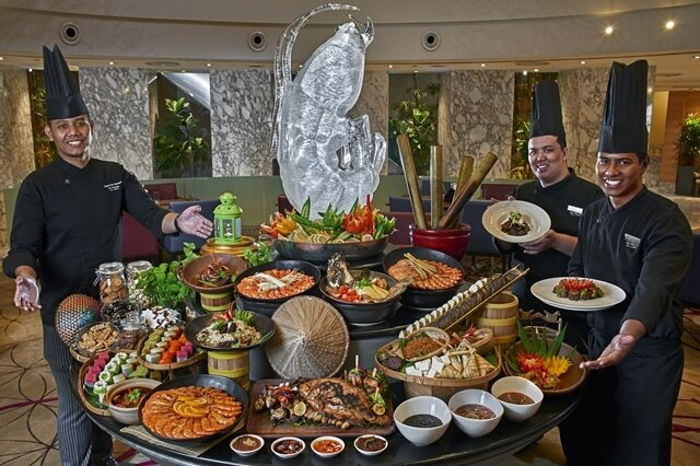 Indahnya Ramadhan Buffet at The Living Room The Westin KL