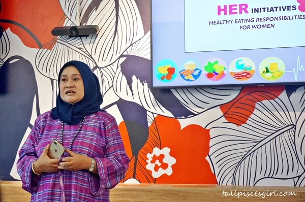 Raja Zalina Raja Safran, Head of Corporate & Government Affairs, Mondelez International Malaysia & Singapore