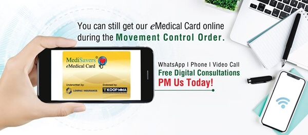 MediSavers eMedical Card
