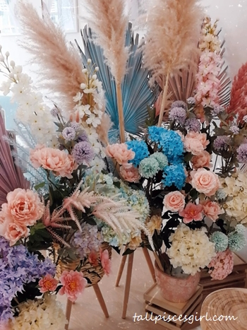 Beautiful Pastel Flowers