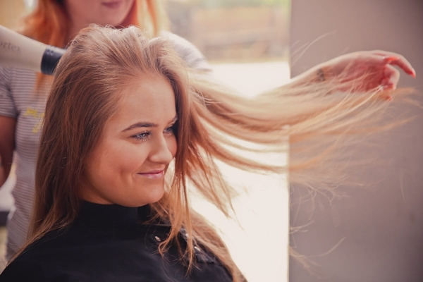 Go to your salon for hair extension maintenance if your hair grows out fast