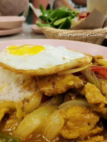 Lemongrass Pork (Price: RM 16)