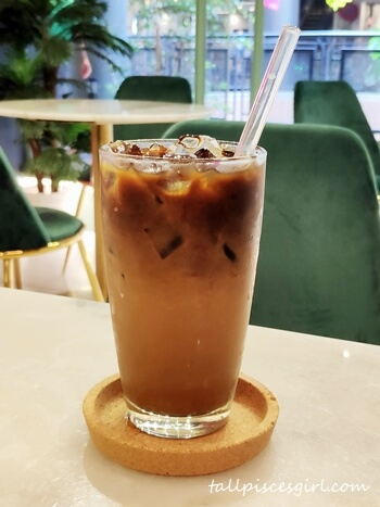 Nguyen's Speciality Traditional Vietnamese Coffee (Cold: RM 10)