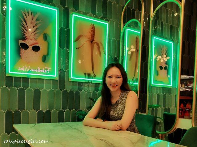 tallpiscesgirl at Nguyen's Vietnamese Restaurant @ 163 Retail Park, Mont Kiara