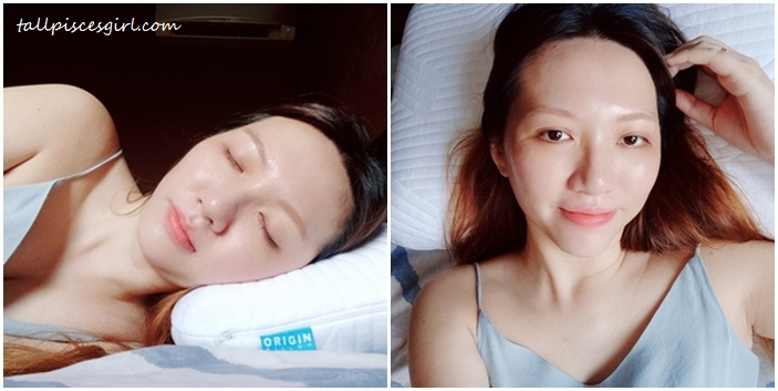 A restful sleep with Origin Superior Coolmax Latex Pillow by Origin Mattress