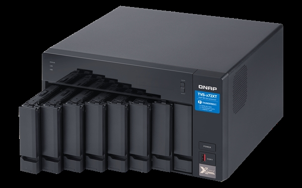 IEI X QNap Network storage solutions and switches