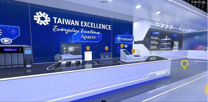 Taiwan Excellence Pavilion @ WCIT 2020