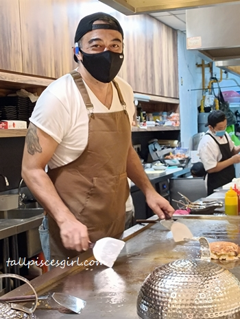 Chef Takeshi Wada @ Okonomi Pavilion Kuala Lumpur