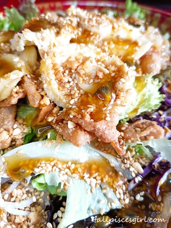 Health-Tea-Licious Abalone Yee Sang