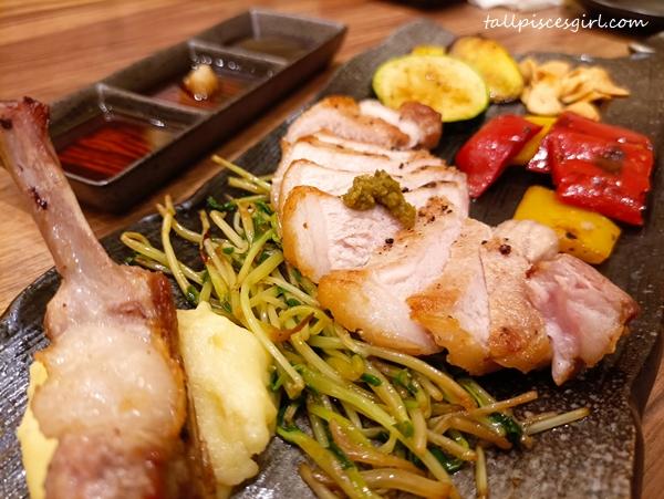 Ral d' Avinyo Pork Chop @ Okonomi Pavilion KL