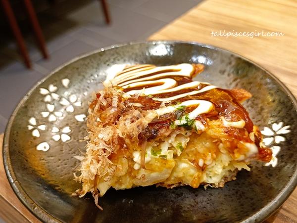 The best Okonomiyaki in Kuala Lumpur