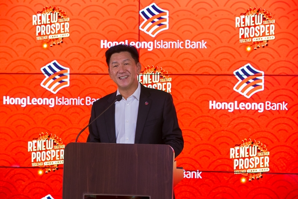 Charles Sik, Managing Director of Personal Financial Services of HLB