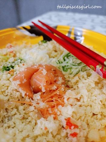 Sushi King Yee Sang from foodpanda
