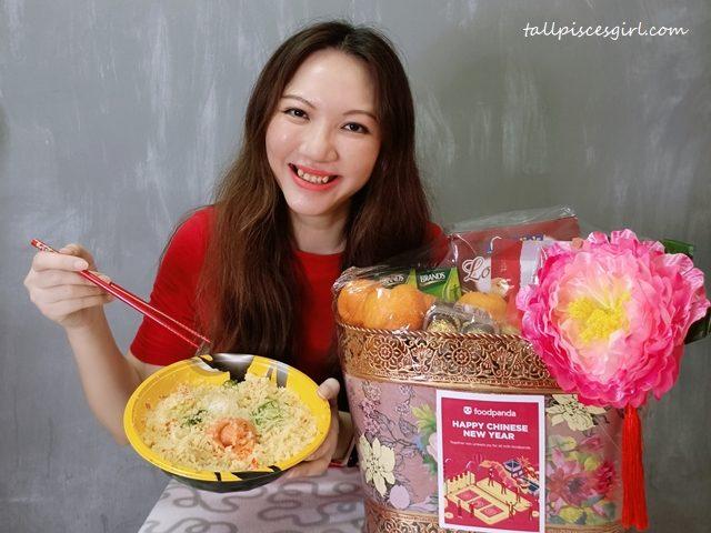 tallpiscesgirl X foodpanda delivery