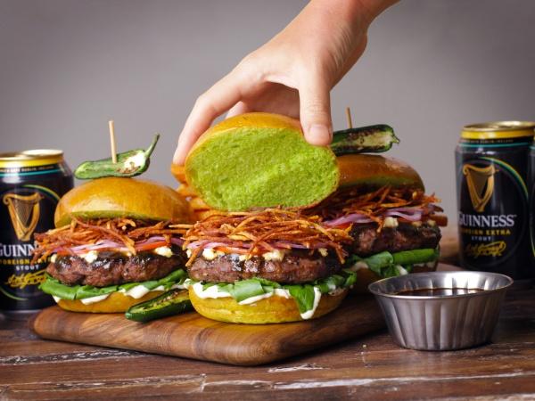 [Klang Valley] Burger platter - MyBurgerLab x Tipsy Boar