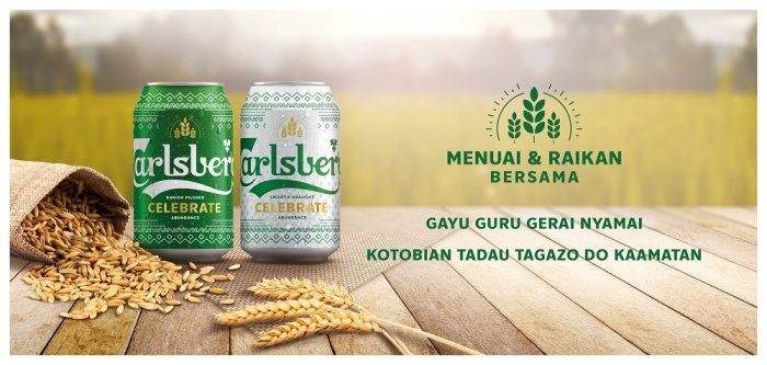 Carlsberg Harvest Festival Cans 2021