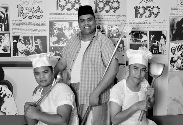 Chup! Makan Dulu with Hilton Petaling Jaya Ramadan Buffet 2021