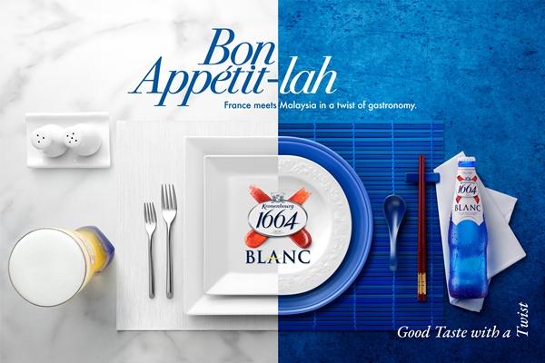 1664 Blanc Bon Appetit-lah starts June