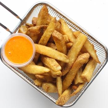 Awesome U.S. Fries from myBurgerLab