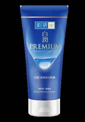 Hada Labo Premium Whitening Face Wash