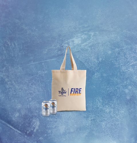 Tiger Beer Fire Starter Gift Pack to Unleash Your Inner Fire
