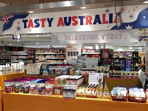 8th Tasty Australia 2021 at Isetan KLCC and Isetan Lot 10