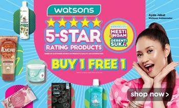 Watson's Sale